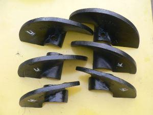 10KW Molded Blade Hydraulic Press