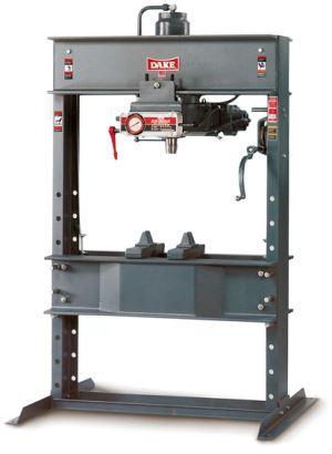 Line The Nose Pressure Hydraulic Press