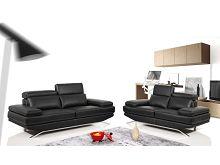 8853 Modern Design With Metals Legs