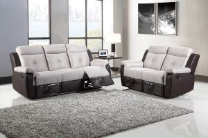 9116 Promotion KD Recliner Sofa