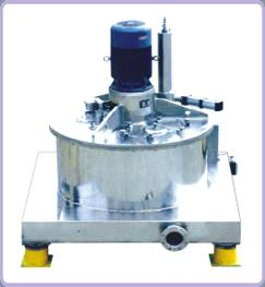 PAUT Flat Scraper Bottom Discharging Automatic Centrifuges