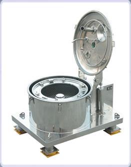 PSD Piatform Base Pocket Top Discharging Centrifuges