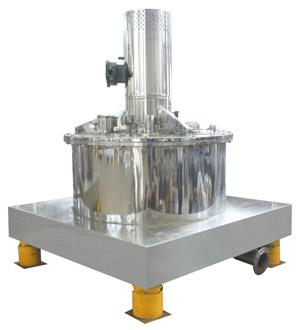AUT Have Tried Their Best PAUT Top-hung Type Scraper/lower Unloading Centrifuge