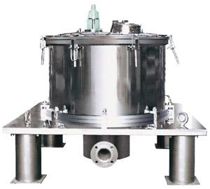 LSB/LPB On The Straight Association-like Unloading Centrifuge