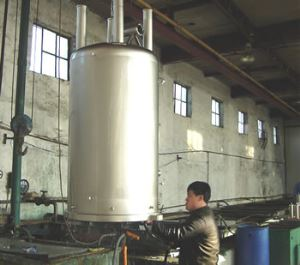 Pickling Passivation