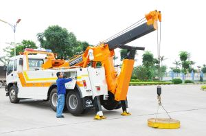 Heavy Tray Lift Wrecker Pictures