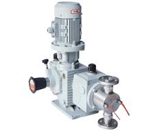 Electric Heating Plunger Pump