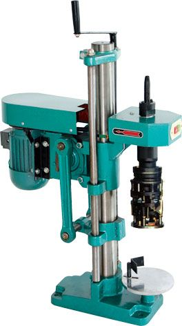 Automatic In-line Capping Equipment-XP-160A