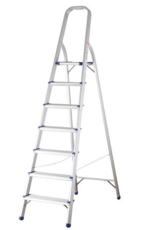 7 Steps Lightweight Household Ladder