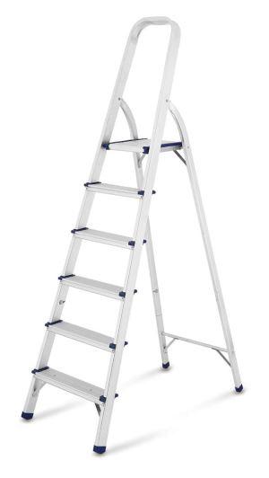 6 Steps Folding Household Ladder