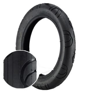 Rubber Tyre For Childre's Bicycle