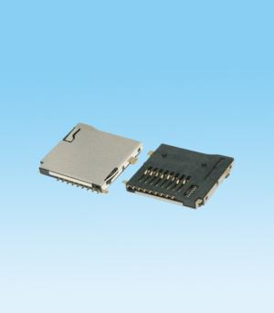 TF Card Connector