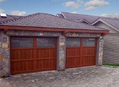 Woodgrain Entry Doors