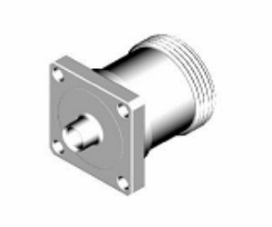 L29 Connector For Semi-rigid Or Semi-comfortable Cable
