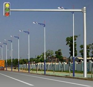 Traffic Lamp Post
