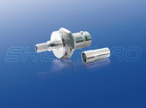 BNC Bulkhead Mount Connector