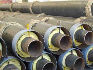 Steel Jacket Heat Preservation Pipes
