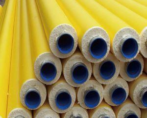 Polyurethane Black Or Yellow Jacket Insulation Pipes