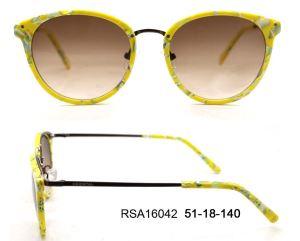 Multi-colored Frame Sunglasses