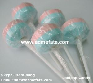 Multi- Flavor Lillipop Candy  Customized Candy in Stick