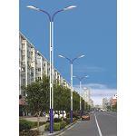 Street Light Circle Pole