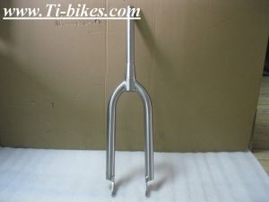 Ti BMX Fork -02