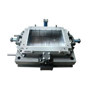Plastic Container for Vegetable Mould (AY-1008)