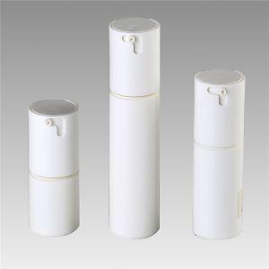 15ml 30ml 50ml Skin Care Pure White PP Airless Bottle
