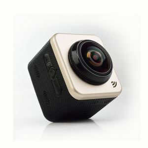 "360 New Camera Fisheye Panorama 1.5""Screen VR Action Camera Full HD 1080P WiFi Video DVR Quadcopter Cam From China Factory"