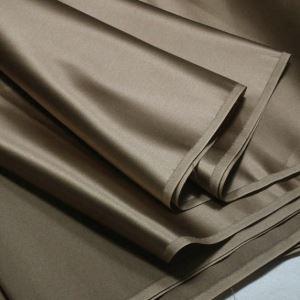 100% Mulberry Silk Duchess Satin Fabric For High Quality Silk Wedding Dress Shinning Face