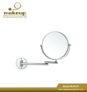 MU8I-W Lead Free Shaving Mirror
