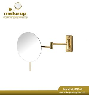 MU8M1-W(S) Round Luxury Classical Mirror