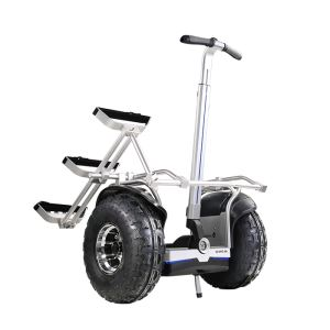 Rechargable Lithium Samsung Battery Brushless Motor Off Road Self Balancing Scooter
