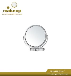 MU55A-T(N) Round Clear Beauty Mirror Without Light