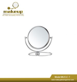 MU55C-T(N) Clear Beauty Makeup Mirror Without Light