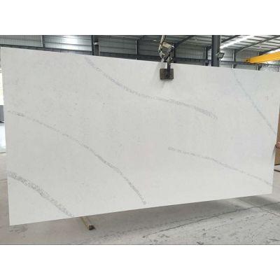 SS6002 Wholesale Artificial Stone Largest Size Quartz Slab Quartz Table Tops