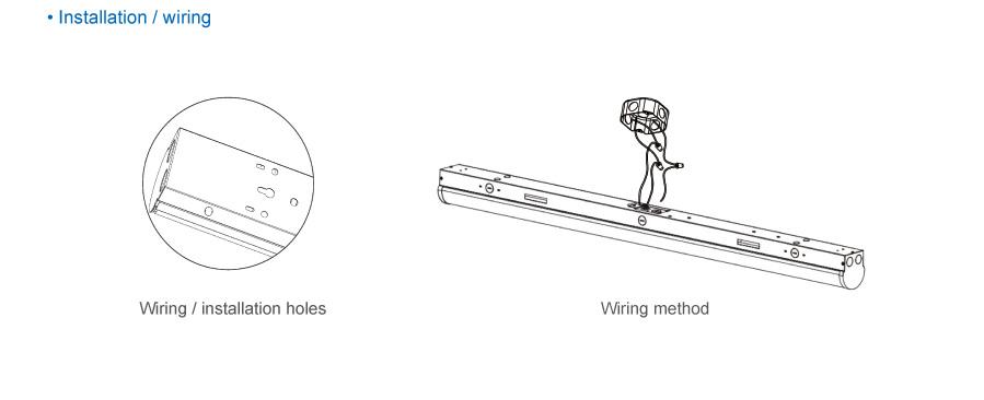 Oval Linear Retrofit Kit UL