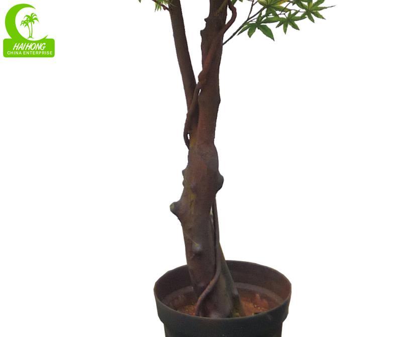 Fake Maple Tree