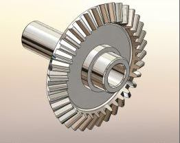 Crane mining metallurgical equipment bevel gear forging machinery processing