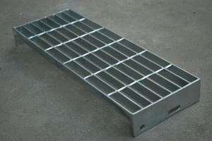 Steel Grating with Galvanized and PVC Coated for Fencing and Flooring with Steel Structure Platform