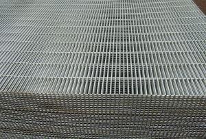 358 Key Project Protection Industrial Security Wire Mesh Fence for Boundary Military Prison and Projuct Protection