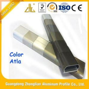 Shining Electrophresis and Crystal electrophresis aluminium profiles