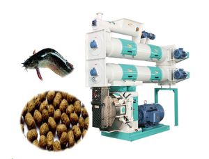 0.5-6t/H Aquafeed Feed Machine/ Feed Mill/Fish Feed Pellet Mill