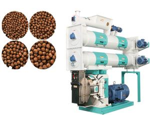 Manufacture Fish Feed Pellet Mill/Pellet Machine For Sale