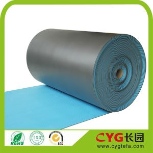 crosslinked polyethylene foam underlayment sound absorb foam sheet