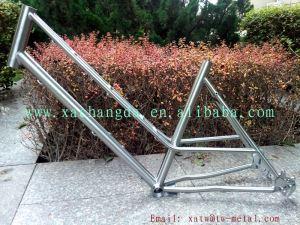 XACD Titanium Mtb Bike Frame Customize