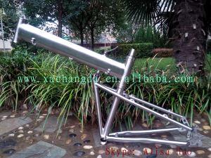 Titanium Mtb Bike Frame Foldable