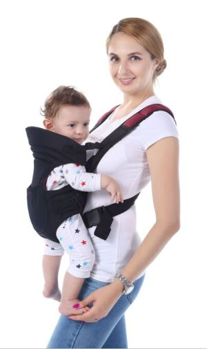 2017 Most Popular Ergonomic Wrap Baby Carrier With EN Certificate