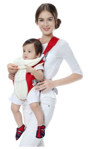 Hot Sale Breathable Baby Sling Wrap Carrier With ASTM F Certificate