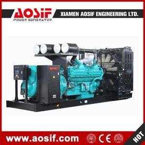 Brand New 2000~ 2500KVA Chongqing Cummins Engine Powered Diesel Generator Set Open Type in 50Hz